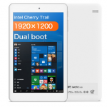 Cube iWork8 Air Tablet PC intel X5-Z8300 Quad-Core 2GB ram 32GB rom 8 inch 1920*1200 IPS Win10+Android 5.1 WiFi HDMI