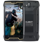 Cubot Kingkong IP68 Waterproof MT6580 Quad Core Cell Phone Android 7.0 Smartphone 2GB RAM 16GB ROM Unlock 4400mAh Mobile Phone