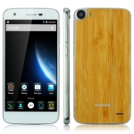 DOOGEE F3 Pro Smartphone with Bamboo Shell  5.0 Inch FHD Octa Core Android 5.1 OS 3GB 16GB