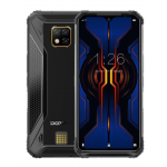 DOOGEE S95 Pro  IP68 Waterproof 6.3 inch FHD+ NFC Android 9.0 5150mAh 48MP AI Triple Rear Cameras 6GB RAM 128GB ROM Helio P90 Octa Core 4G Smartphone