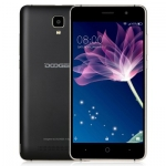 DOOGEE X10 MTK6570 1.3GHz Dual Core 5.0 Inch IPS FWVGA Screen Android 6.0 3G Smartphone