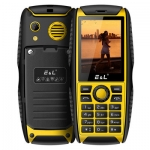 E&L PROOFING S200 Spreadtrum SC6531 450MHz Single Core 2.4 Inch Screen IP68 Waterproof Shockproof Dustproof with Camera Bluetooth FM Phone