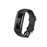 EARVO Band X9 Smart Wristband Bracelet Health with OLED Touchpad Monitor Heart Rate Fitness Tracker Bluetooth 4.0 IP67