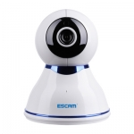 ESCAM Sunny QF507 3.6mm Lens HD 1080P IP IR EU PLUG Two Way Audio Security Camera Support WiFi ONVIF E-mail Alarm Night Vision Motion Detection