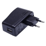 EU Universal USB Wall Home Charger for Phone Tablet PC Battery Charger 5V 2A