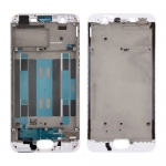 Front housing LCD frame bezel plate replacement for OPPO A57