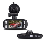 "G1W Car DVR Video Camera with 2.7"" LCD FHD1080P Motion Detection Night Vision WDR Vehicle Camera"