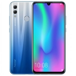 Global Version HUAWEI Honor 10 Lite 4GB 64GB Hisilicon Kirin 710* Octa-Core 6.21 Inch 2340*1080 pixels Fingerprint ID 4G LTE Smartphone