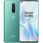 Global Version OnePlus 8 5G 6.55 inch FHD+ 90Hz Fluid Display NFC Android10 4300mAh 48MP Triple Rear Camera 8GB RAM 128GB ROM Snapdragon 865 Smartphone