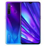 Global Version Realme 5 Pro 6.3 inch FHD+ 4035mAh Android P 48MP AI Quad Cameras 4GB RAM 128GB Snapdragon 712 Octa Core 2.3GHz 4G Smartphone