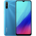 Global Version Realme C3 4G Smartphone Helio G70 Octa-core 2.0GHz Android 10 3GB 64GB 6.5 inches 12MP + 2MP + 2MP Triple Camera 5000mAh Battery