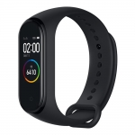 Global Version Xiaomi Mi Band 4 Smart Bracelet 0.95 Inch AMOLED Color Screen Built-in Multifunction Heart Rate Monitor 5ATM Water Resistant 20 Days Standby