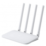 Global Version Xiaomi Mi Wifi Router 4C 64 Ram 300Mbps 2.4G 802.11 B/G/N 4 Antennas Band Wireless Routers Wifi Repeater App Control Us Add Eu P