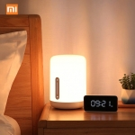 Global Version Xiaomi Mijia Bedside Lamp 2 Smart Table LED Light voice control touch switch Mi home app Led bulb For Apple Homekit Siri