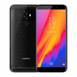 HOMTOM S99 Face ID 6200mAh 4GB 64GB 5.5-Inch Bezel-less 21+2MP Dual Rear Cameras Android 8.0 Fingerprint Smartphone