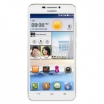 HUAWEI G630 Quad Core 5 Inch 1280 x 720 pixels IPS Capacitive Touch Screen Dual Camera Bluetooth GPS 1GB 4GB