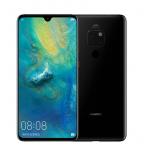 "Huawei Mate 20 6GB RAM 128GB ROM Fingerprint ID 6.53"" Full Screen 4000 mAh Kirin 980 Octa Core Android 9 NFC Fingerprint 3 Rear Cameras IR Remote Control 4G LTE Smartphone"