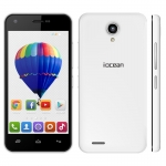 Iocean X1 Smartphone MTK6582 Quad Core Android 4.4 Bluetooth GPS 4.5 Inch IPS Screen WCDMA 2.0MP 8.0MP Camera 1GB RAM 8GB ROM