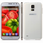 JIAKE G900W Smartphone 2.0MP 5.0MP Camera GPS Bluetooth Android 4.4 MTK6582 Quad Core 5.0 Inch 960 x 540 pixels QHD Screen 1GB 8GB