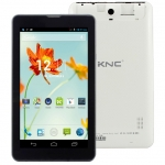 KNC MD703 Phone Call Tablet PC 7 Inch 1024*600 Screen Android 4.2 OS MT8312 Dual Core 0.3MP 2.0MP Dual Camera Bluetooth 3G GPS 512MB 8GB