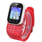 Ken Xin Da W1 Slip Cover Touch Screen with Button Bluetooth Camera FM Music Smartwatch