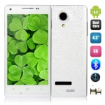 KingSing K3 Smartphone Android  4.2 OS MTK6572 Dual Core 1.3GHz 4.7 Inch Screen 3G GPS 512MB 4GB