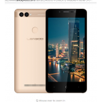 "LEAGOO POWER 2 2GB RAM 16GB ROM 5.0""HD IPS Android 8.1 MT6580A Quad Core Dual Camera Rear Fingerprint 3G WCDMA Smartphone"