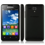 Lenovo A396 Smartphone Android 2.3 OS Quad Core 1.2GHz 4.0 Inch 800 x 480 pixels Capacitive Touch Screen Dual Camera 3G WiFi OTA 256MB 256MB