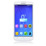 Lenovo A399 Smartphone Android 4.4 MTK6582 Quad Core 5.0 Inch 854 x 480 pixels IPS Capacitive Screen Bluetooth Camera 512MB 4GB