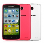 Lenovo A516 SmartPhone 4.5 Inch 854x480 pixels Dual Core MTK6572 Android 4.2 OS 1.2GHz 3G WIFI GPS Bluetooth FM 512MB 4GB