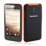 Lenovo S750 Smartphone Android OS 4.2 MT6589 Quad Core 4.5 Inch 960x540 pixels IPS Capacitive Touch Screen 3G GPS 1GB 4GB