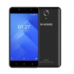 M-HORSE Power 1/M HORSE Power1 5050mAh Super Battery MTK6580A Quad Core 5.0 Inch HD 1GB RAM 8GB ROM Android 7.0 3G WCDMA Smartphone