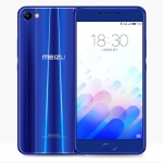 MEIZU MX Android 6.0 5.5 inch Dual Arc Glass TDDI FHD Screen Helio P20 Octa Core 2.3GHz 12.0MP Rear Camera Fingerprint Scanner