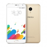 Meizu Metal 4G LTE Smartphone with 5.5 inch HD IPS 1920x1080pixel Screen MT6795 Turbo  Octa-core Dual Camera 2GB RAM