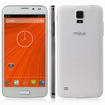 Mijue M900 Smartphone MTK6582 Quad Core Android 4.2 OS 5.0 Inch 960 x 540 pixels Capacitive Screen GPS 8.0MP 13.0MP Dual Camera 1GB 4GB
