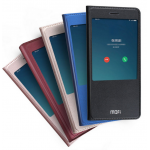 Mofi Mi Max Original Flip Leather Case Cover With Smart Wake Up Function