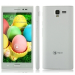 Mpie H8508 Quad Core Smartphone Android 4.0 5.0 Inch 854 x 480 pixels TFT  Capacitive Touch Screen Dual Cameras 216MB 512MB