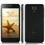 Mpie N9700 Smartphone Android 4.4 OS MTK6582 Cortex A7 Quad Core 5.0 Inch 854 x 480 pixels IPS Capacitive Touch Screen 1GB 8GB