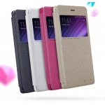 NILLKIN PU leather case flip cover for redmi 4