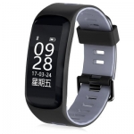 NO.1 F4 Heart Rate Smartband IP68 Waterproof Sedentary Reminder Remote Camera