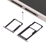 Nano SIM / Micro SD card tray for Huawei Honor 5X