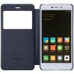 Nillkin Leather Back Case for Xiaomi Redmi 4A