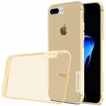 Nillkin Nature Transparent Soft silicon TPU Protector cover for iphone 8 plus