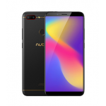 "Nubia N3 Smartphone 4GB RAM 64G ROM 6.01"" 2160x1080 pixels Snapdragon CPU Dual Rear Camera Fingerprint ID Cellphone 5000mAh Battery"