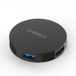 ORICO HA4U-U3 4 Port USB Charger and USB3.0 Portable HUB USB 3.0 Can used as a Charger to Charger Your Phone