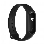 OUKITEL A16 0.42 Inch OLED Touch Screen Heart Rate Monitor Smart Bracelet Bluetooth 4.0 Smart Band Heart Rate Monitor Wristband with Sleep Quality Measurement