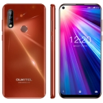 OUKITEL C17 Android 9.0  3GB RAM 16GB ROM 6.35'' Mobile Phone  4G Smartphone Octa Core  Cellphone 3900mAh Triple Camera MT6763 Face ID OTG