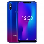 OUKITEL U23 4G Phablet  6GB RAM 64GB ROM 2.0GHz,Octa Core  Android 8.1 16.0MP + 2.0MP  CAMERA