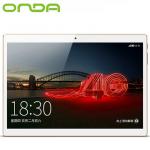 Onda V10 4G Phablet 10.1 inch IPS Screen Android 5.1 MTK6735 1.3GHz Quad Core 1GB RAM 16GB eMMC Dual Cameras GPS FM Tablet PC