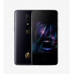Oneplus 6 the Avengers Version 8GB RAM 256GB ROM Qualcomm Snapdragon 845 Octa Core 6.28 inch 19:9 Optic AMOLED 20.0MP+16.0MP Dual Rear Cameras Android 8.1 NFC Dash Charge Type-C 4G LTE Smartphone